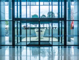 Glass Shopfront London
