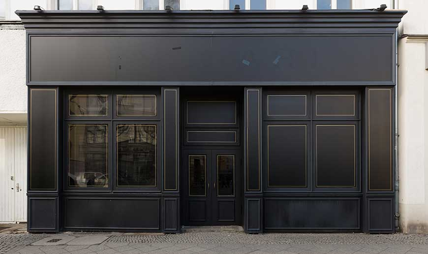Shopfronts London